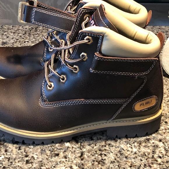 c1fc507b186f Men s Fubu Size 12 Boots shopgoodwill com Source · M  5c7ae68f7386bc0f32663b62